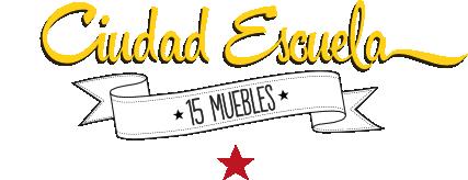 Ciudad Escuela 15muebles