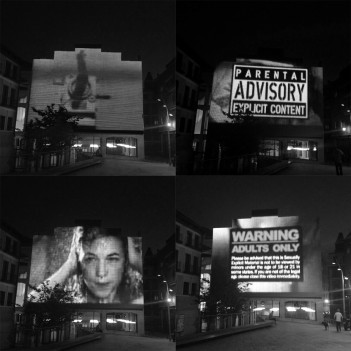 Taller Querer y poder proyectar en la ciudad 2014-2015, en Medialab Prado, Madrid.