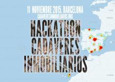 Hackathon Cadáveres Inmobiliarios 2015