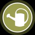 Badge Agua y riego