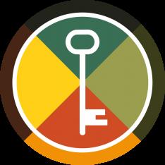 Badge diseños abiertos, versión 2